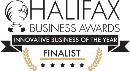 Halifax Business Awards - Innovative Business Finalist Logo